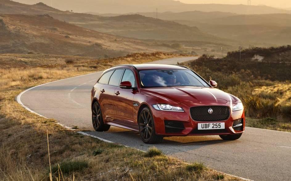 2018 Jaguar XF Sportbrake lands in Australia