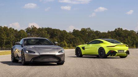 2018 Aston Martin Vantage unveiled with gorgeous design