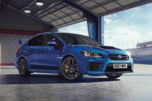 2018 Subaru WRX STI Final Edition announced in the UK