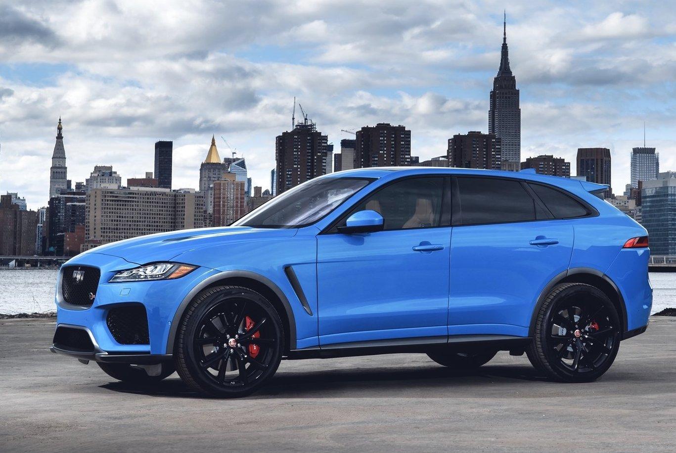 Jaguar F Pace Svr Confirmed For Australia Price Announced Driving