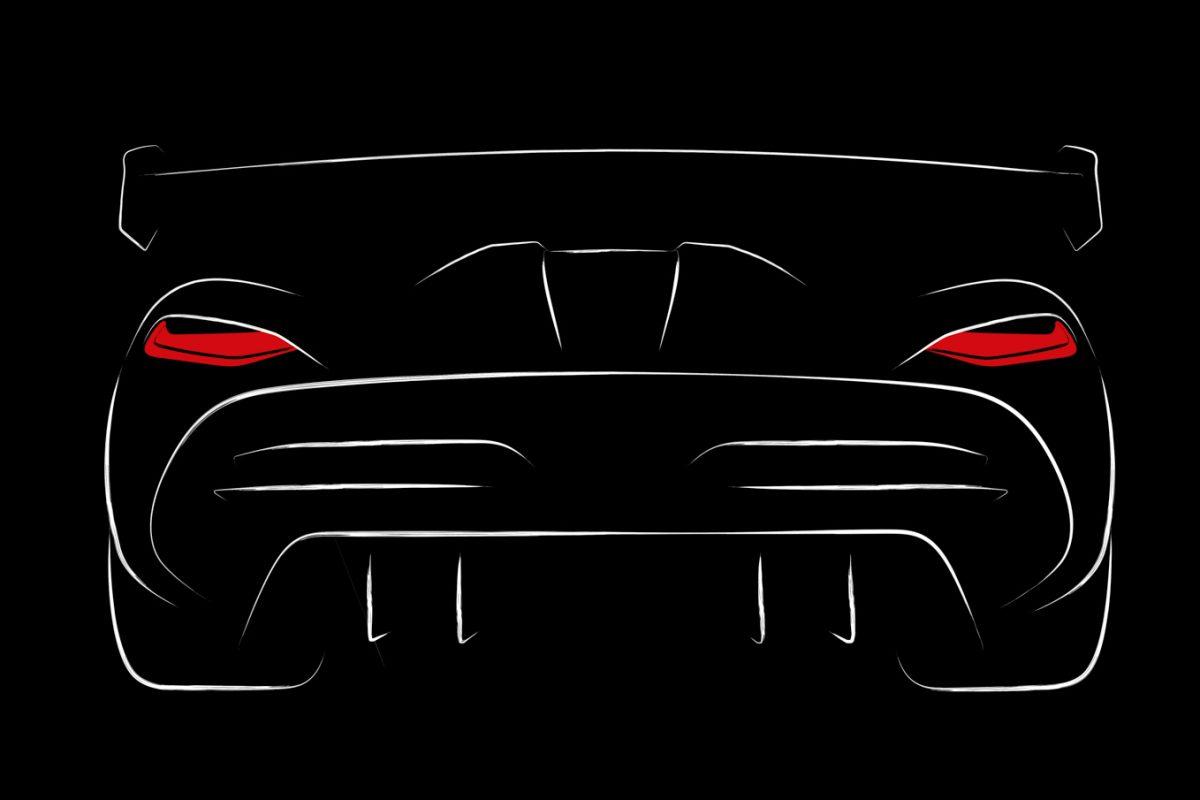 All-new Koenigsegg previewed during Australian showroom debut