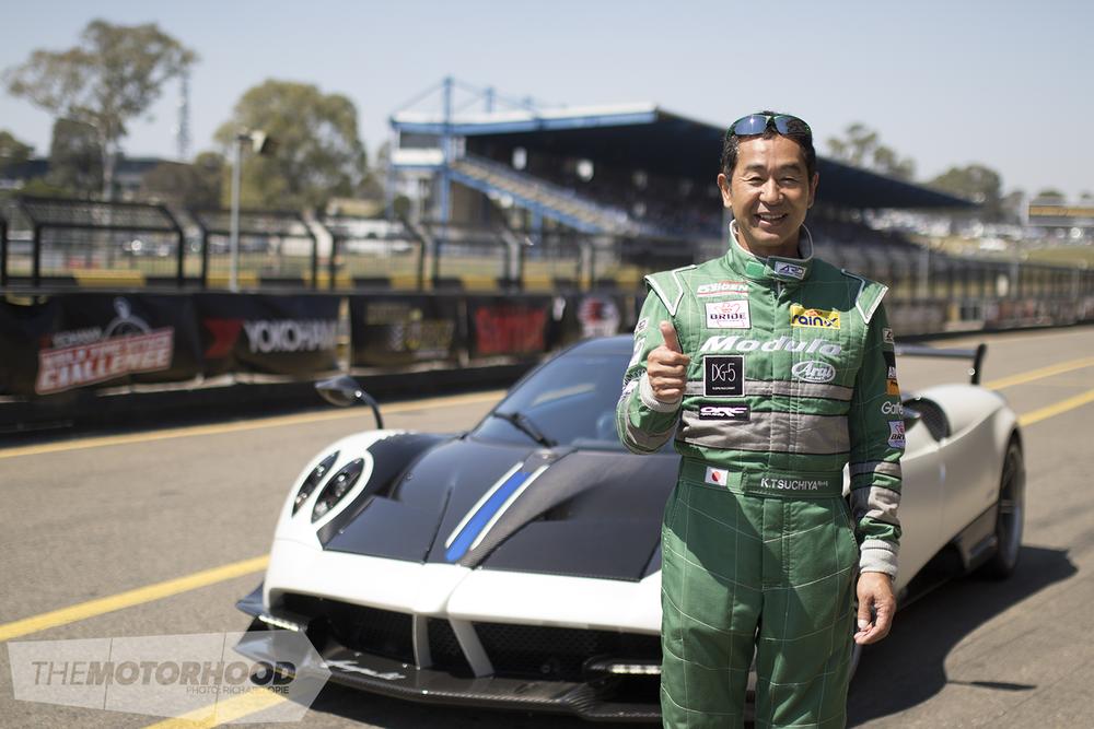 Keiichi Tsuchiya to compete in 2018 WTAC at Sydney Motorsport Park