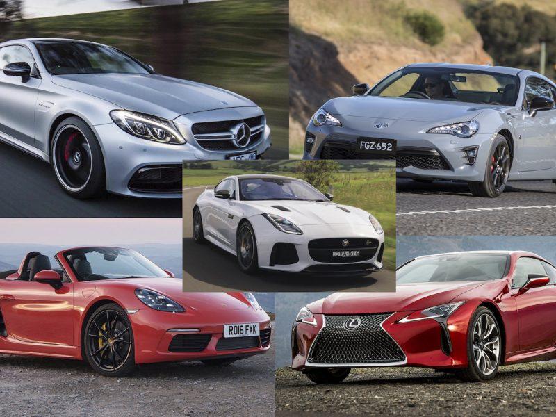 Top 10 best sports cars on sale in Australia in 2018