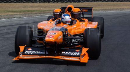 For Sale: 3-seat 2001 Arrows AX3 Formula 1 car