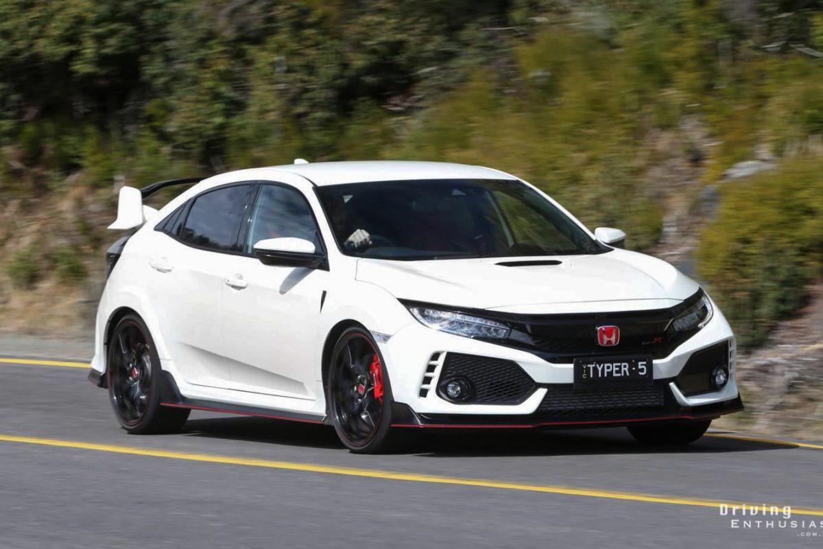 2018 Honda Civic Type R review (video)