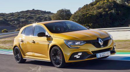 2018 Renault Megane RS prices announced for Australia