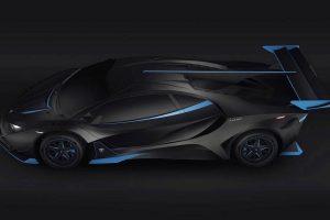 Alieno Arcanum revealed; 5221hp, 488km/h-plus top speed