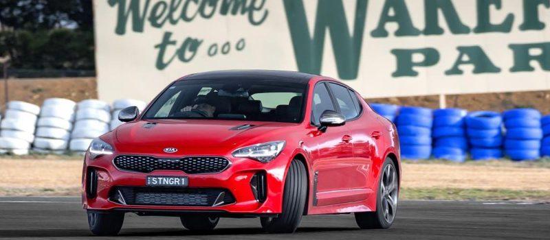 Kia Stinger GT switching to Michelin tyres in Australia