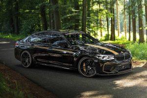 Mental Manhart 2018 BMW M5 MH5 700 tuning kit announced