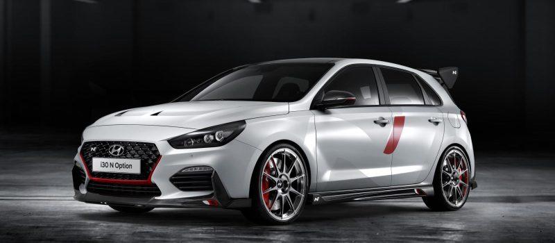 Hyundai i30 N 'N Option' concept previews hardcore enhancements