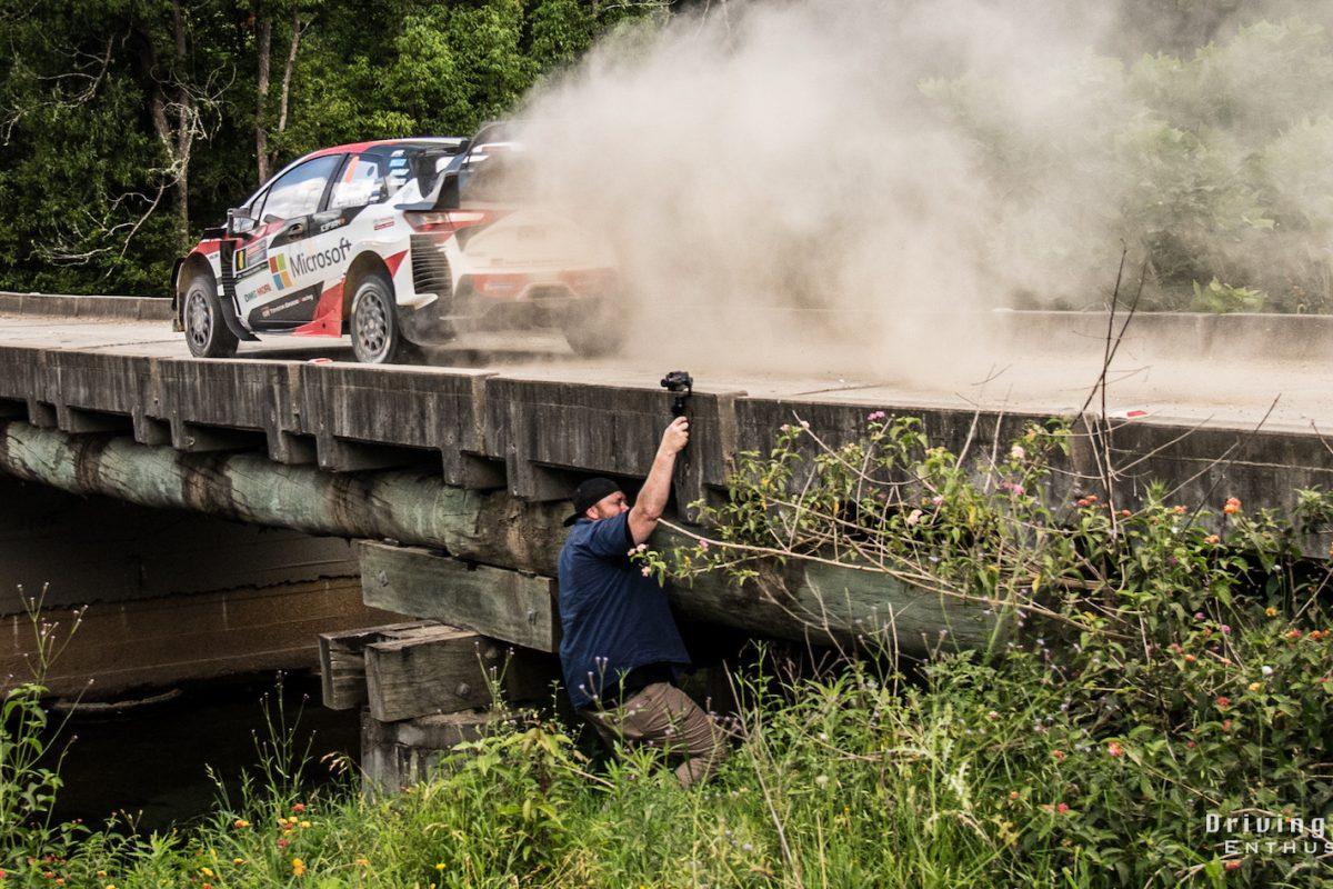 Surviving 2018 WRC Rally Australia –DE VLOG #001 (video)