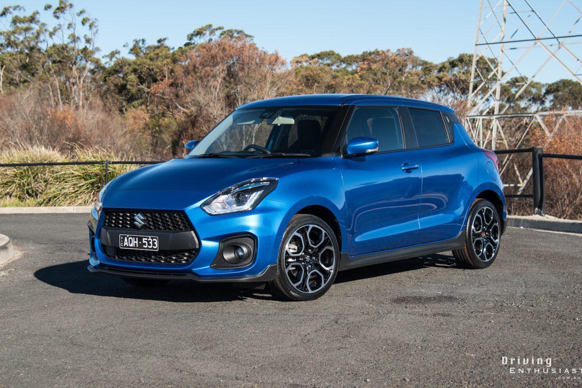 2018 Suzuki Swift Sport review (video)