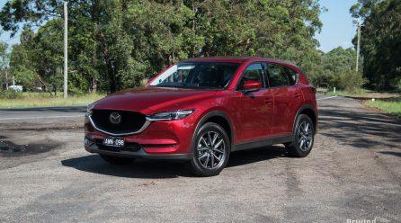 2019 Mazda CX-5 2.5 Turbo petrol review (video)