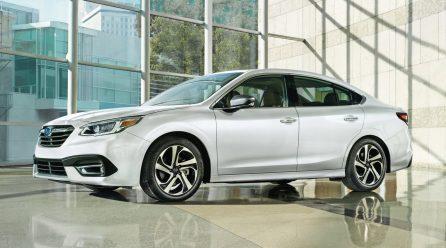 2020 Subaru Legacy / Liberty returns to turbo power
