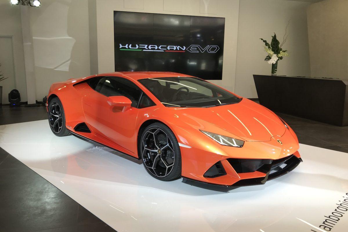 Lamborghini Huracan EVO debuts in Australia, prices confirmed