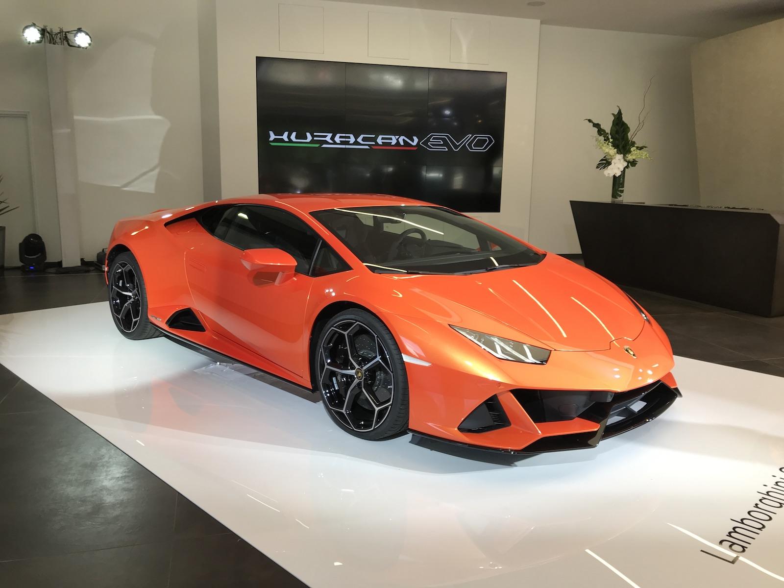 Lamborghini Huracan Evo Debuts In Australia Prices Confirmed