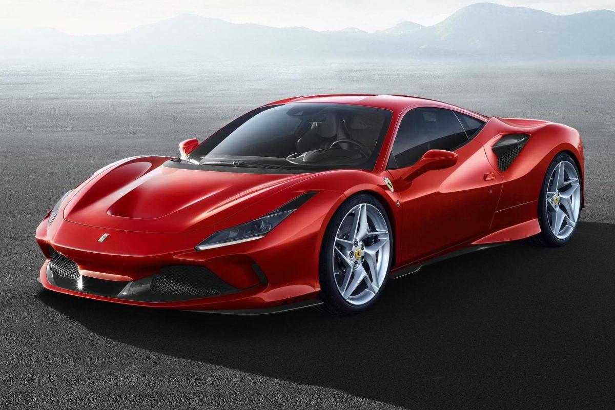 Ferrari F8 Tributo revealed, celebrates past berlinettas