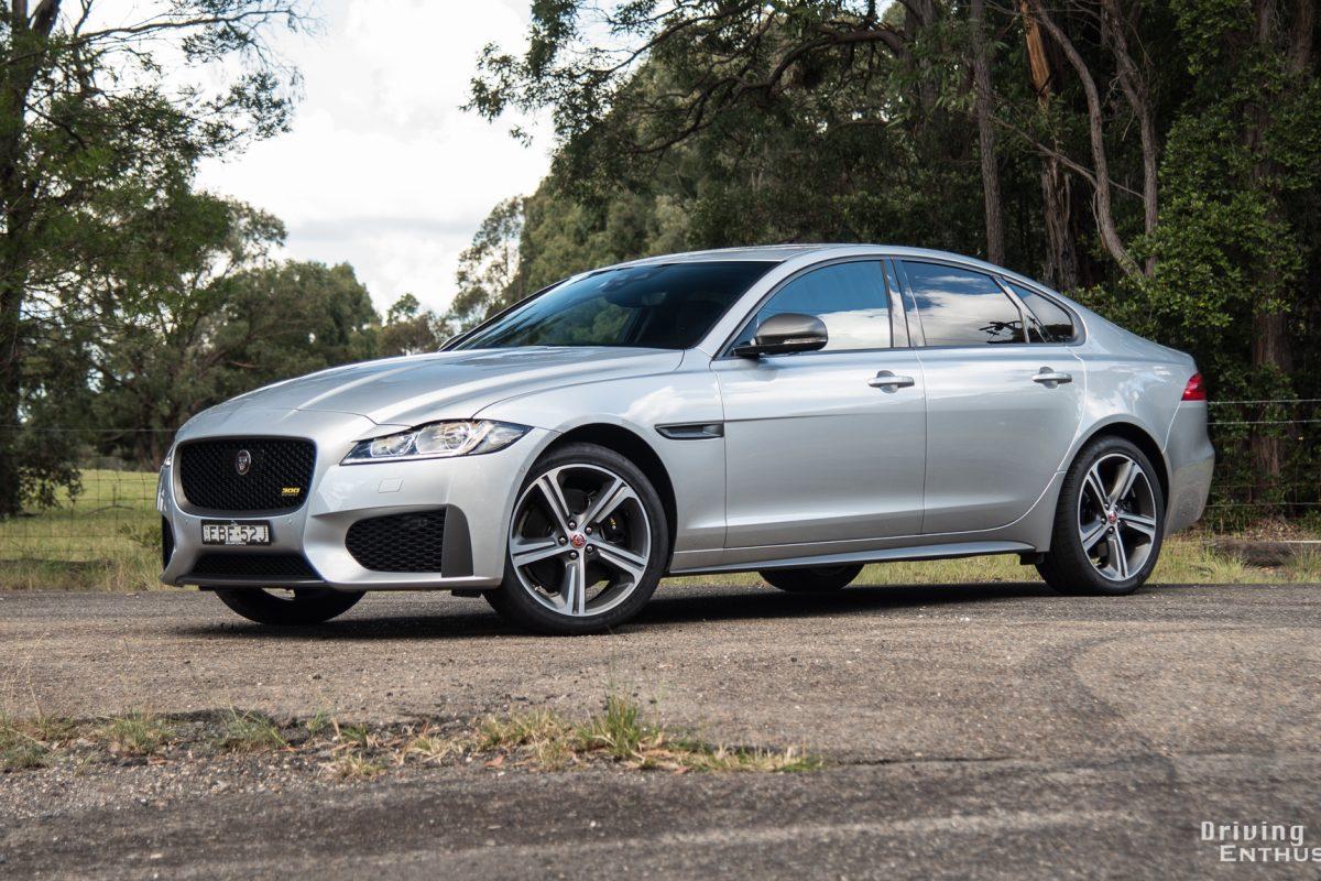 2019 Jaguar XF 300 Sport review (video)