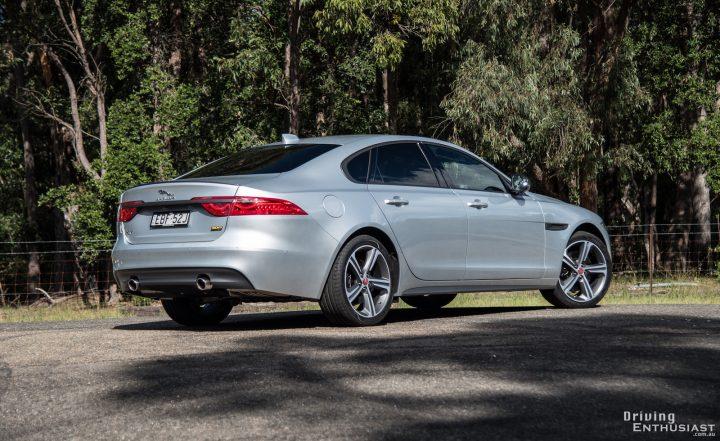 2019 jaguar xf 300 sport review  video