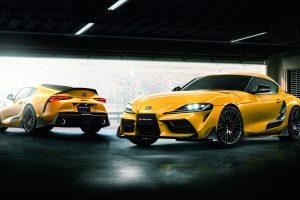 2020 Toyota GR Supra TRD upgrades revealed