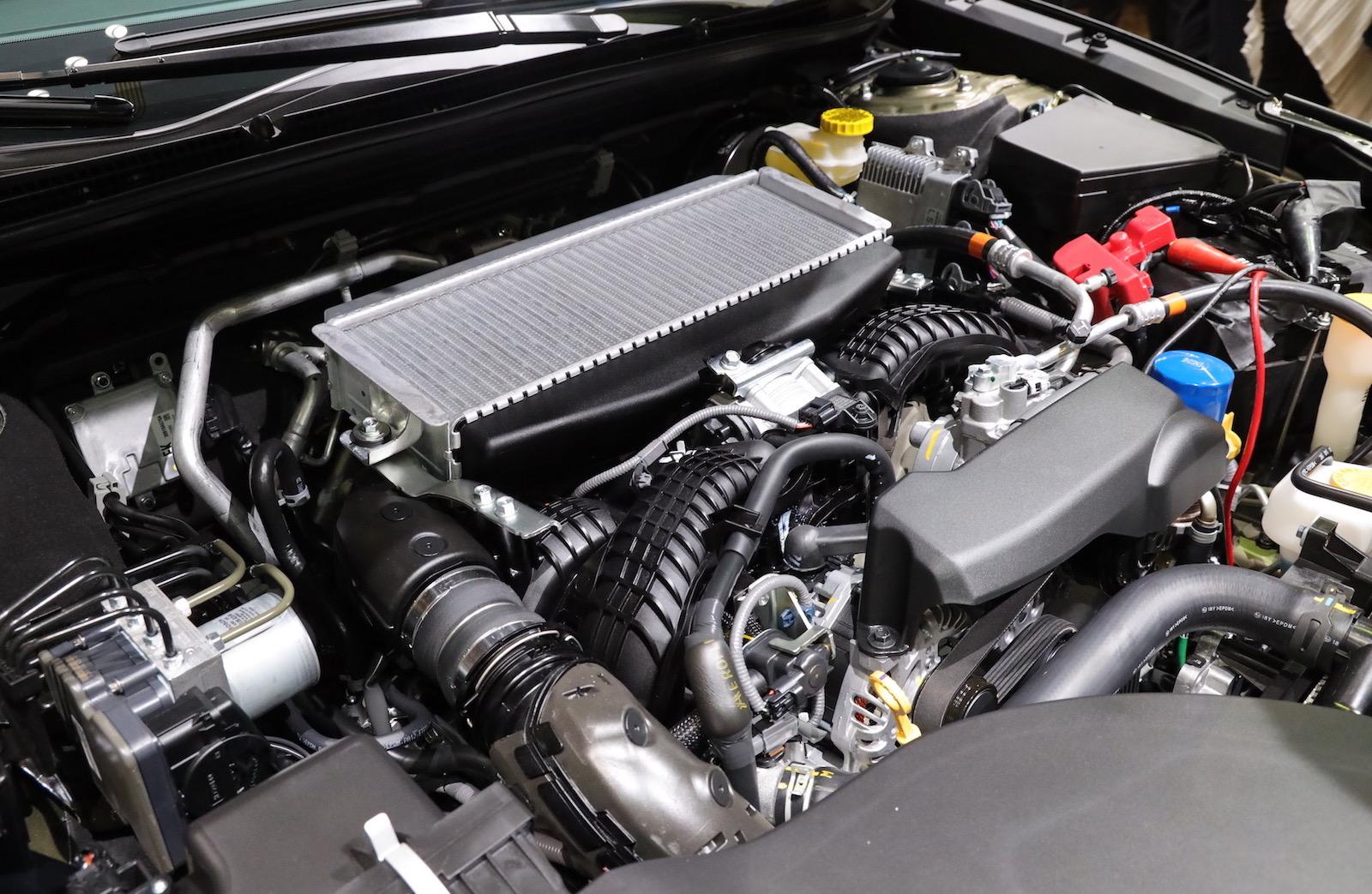 2021 Subaru WRX STI to use tuned 2.4 turbo 'FA24F' engine ...